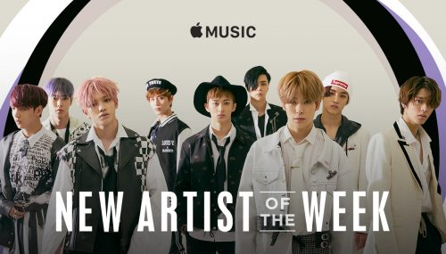 [NCT 127] 'New Artist of the Week' of Apple Music of America