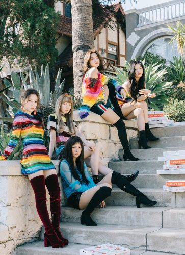[Group Image_5] Red Velvet - The 2nd Album 'Perfect Velvet'