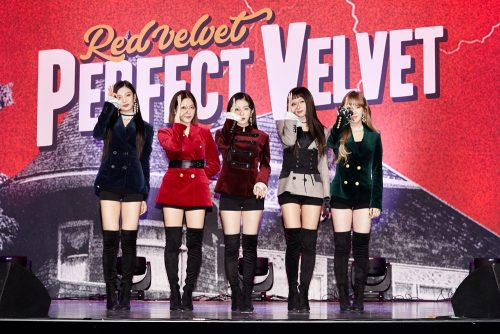 Red Velvet Comeback Showcase 1