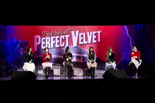 Red Velvet Comeback Showcase 3