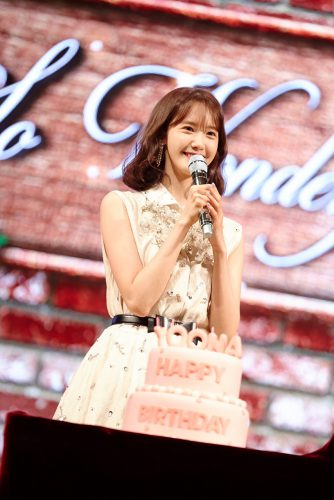 YOONA So Wonderful Day Fan Meeting 5