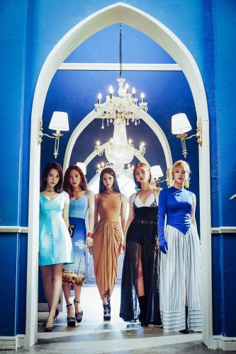 [Group Image 2] Girls' Generation-Oh!GG