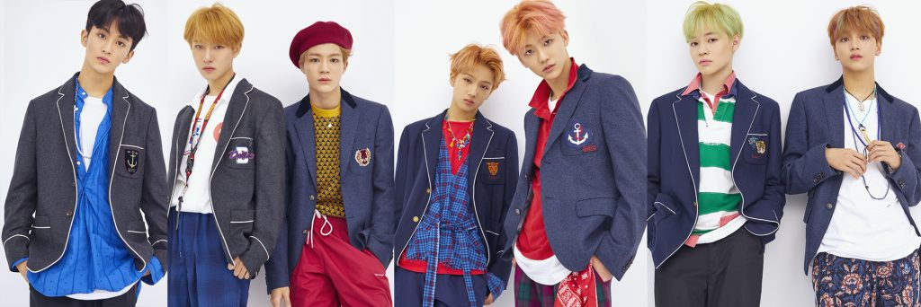 [Group Shot 1] NCT DREAM