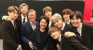 kim-jung-sook-moon-jae-in-bts