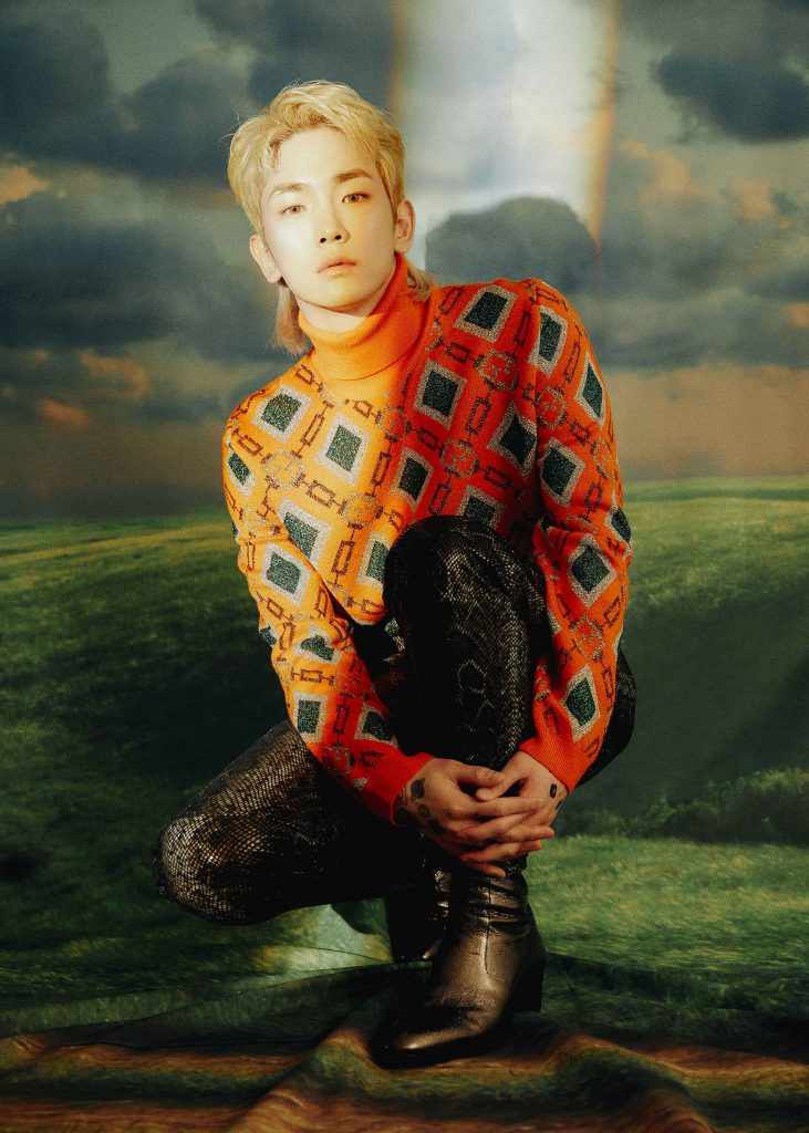 [KEY] The 1st Repackage Album 'I Wanna Be'_Teaser Image 6