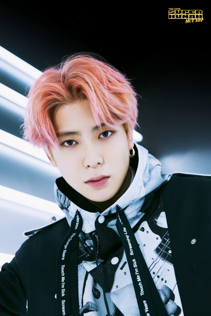 [JAEHYUN_Teaser Image] NCT 127_The 4th Mini Album 'NCT #127 WE ARE SUPERHUMAN'