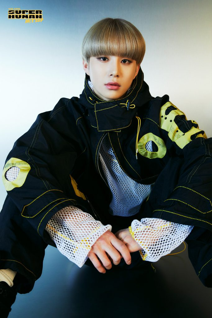 [JUNGWOO_Teaser Image] NCT 127_The 4th Mini Album 'NCT #127 WE ARE SUPERHUMAN'