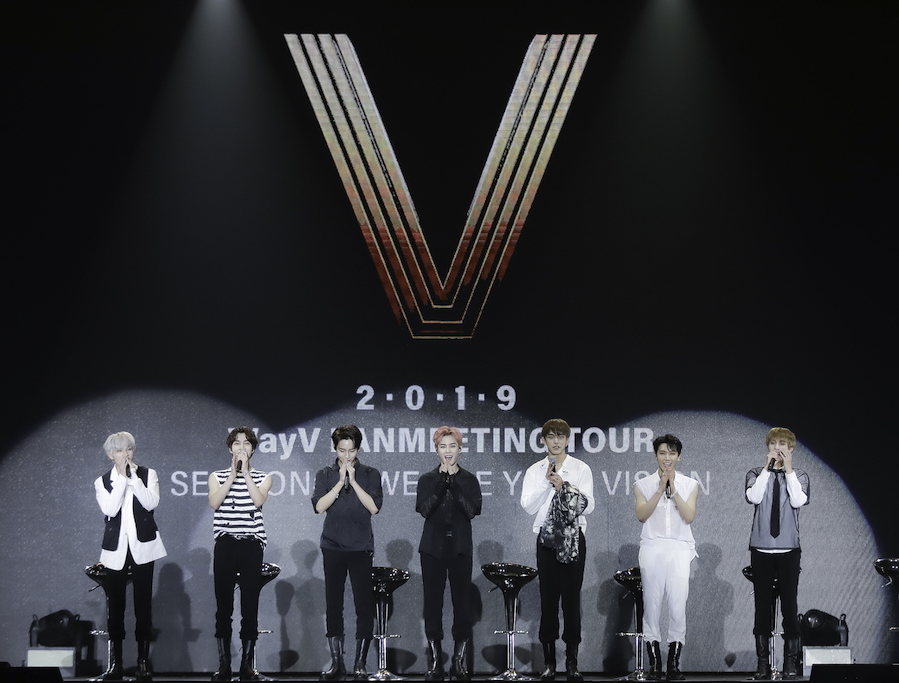[WayV_Image 1] 2019 WayV FANMEETING TOUR 'Section#1_We Are Your Vision' - in BANGKOK
