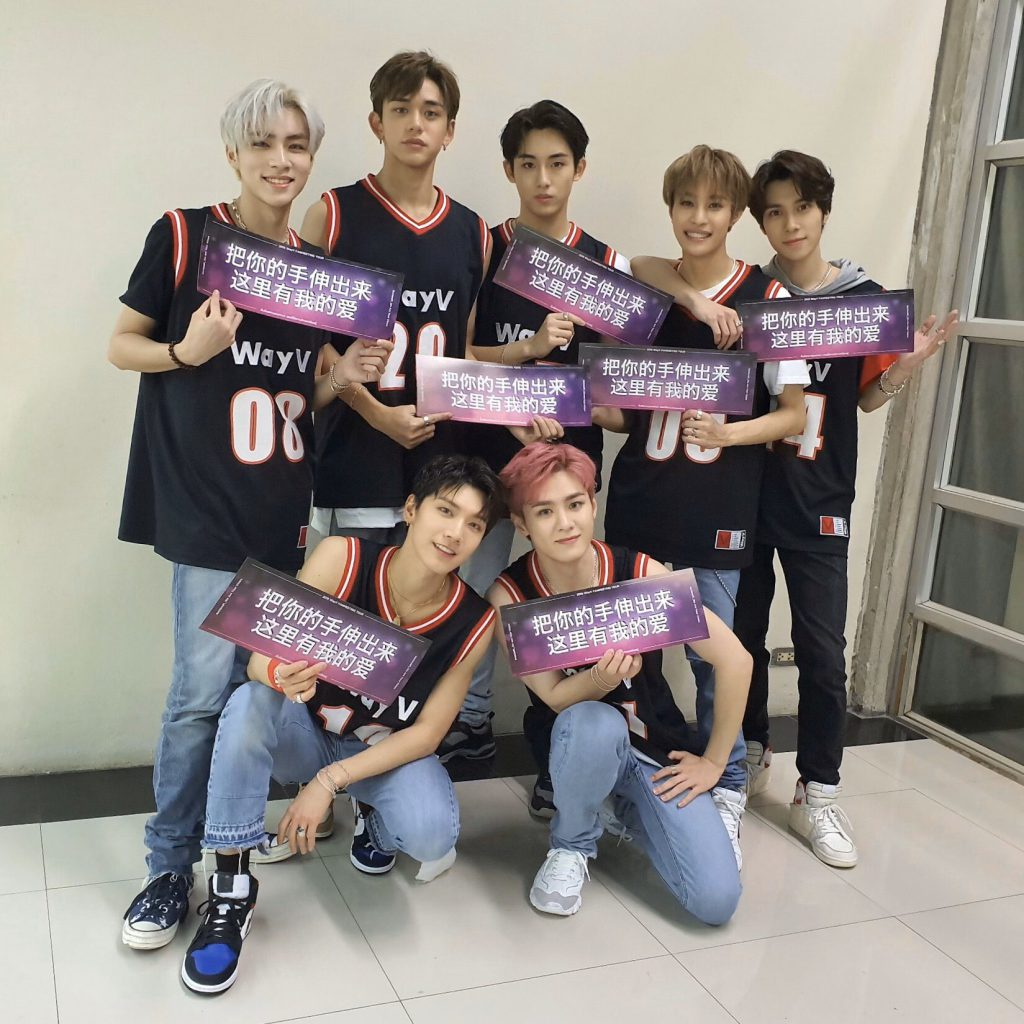 [WayV_Image 4] 2019 WayV FANMEETING TOUR 'Section#1_We Are Your Vision' - in BANGKOK